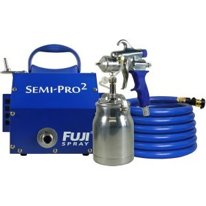 fuji hvlp paint sprayers